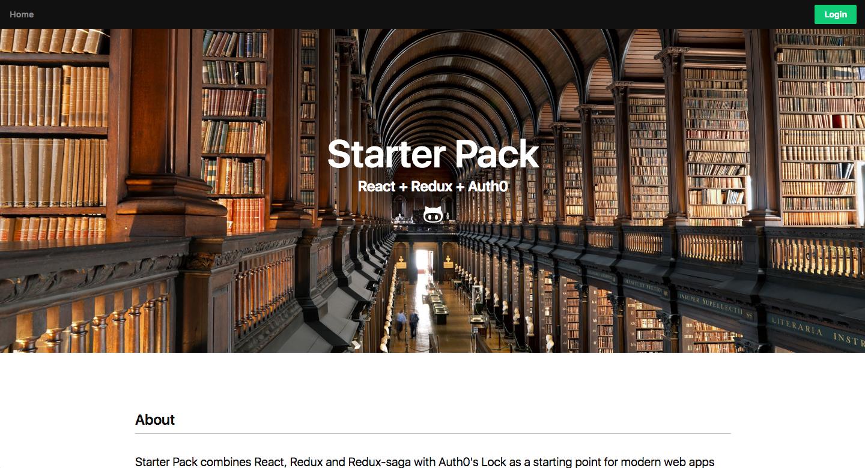 jch254/starter-pack | Porter io